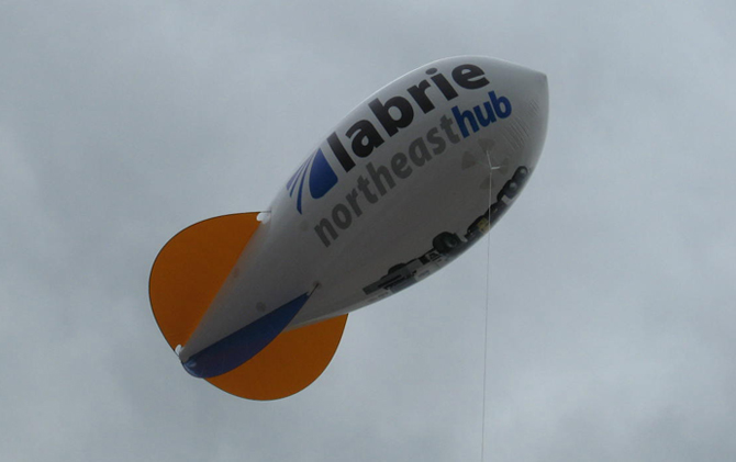 Labrie NorthEast Hub Blimp photo